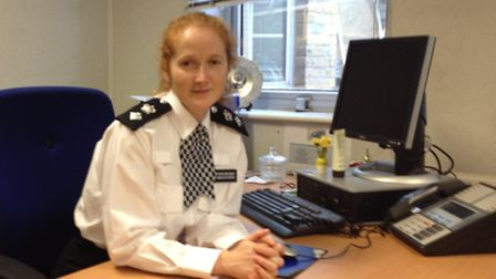 DCS Catherine Roper, commander of Camden and Islington basic command unit