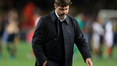 Tottenham manager Mauricio Pochettino reflects on Tottenham's defeat in Monaco, which ended their ho