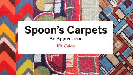 Wetherspoon's Carpets: An Appreciation, Kit Caless, published by Square Peg
