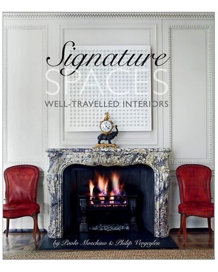 Signature Spaces: Well-Travelled Interiors