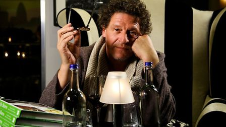 Marco Pierre White launched his latest cookbook, Essentially Marco at the MPW Steakhouse Bar & Grill