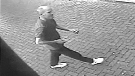 Police are looking to speak to a man in connection with an incident of theft in Kessingland. Picture