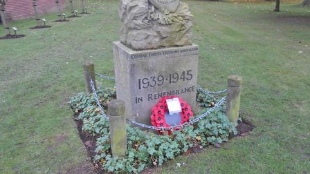 The Memorial to CFVA. Picture: Courtesy of FONEP