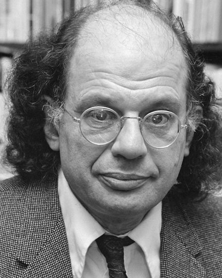 Allen Ginsberg. Picture: Hans van Dijk/Anefo/Dutch National Archives (Creative Commons licence CC BY