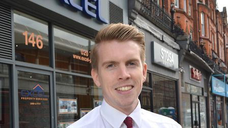 Adam Ray, associate director, Excel Property Services