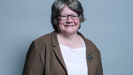 Suffolk Coastal MP Therese Coffey. Photo: House of Commons
