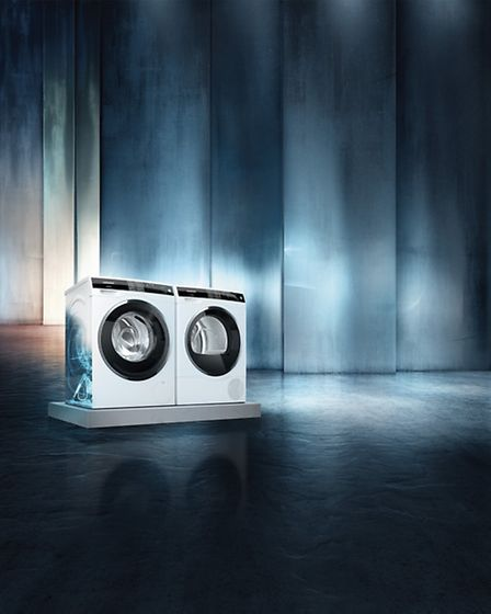 New sensoFresh technology from Siemens will allow you to remove odours from your clothes with just f