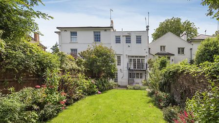 Greville Place, St John�s Wood, NW8
