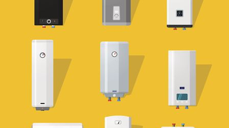 A variety of boilers. PA Photo/thinkstockphotos