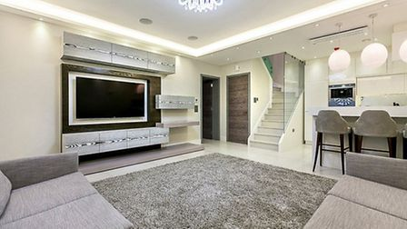 1a Westbourne Gardens, London, W2, �799 per week, Goldschmidt and Howland Hyde Park, 0207 100 6868