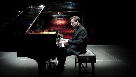 Stephen Hough. Picture: Sam Canetty-Clarke
