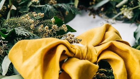 Sip prosecco in RoCo's Tufnell Park shop as you craft a foraged floral wreath