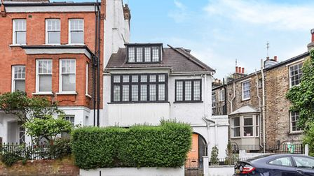 This Hampstead village house is a statement renovator�s dream