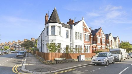 Harvey Road, Crouch End, N8, £600,000, Greene & Co, 020 3151 4524