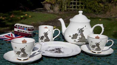 The Home Sweet Home range, as featured in Sherlock