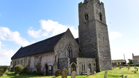 Pakefield Church. PHOTO: Nick Butcher