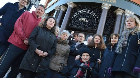 Residents have won their fight to saveThe Winchester in Archway Road from being carved up into flats