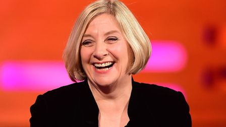 Victoria Wood. Picture: Ian West