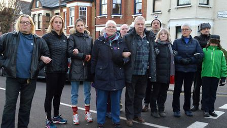 Residents of Fletching Road E5 are concerned that the new CPZ will see more cars parking in their ro