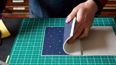 Discover the art of bookbinding with your most literary friend at the London Centre for Book Arts