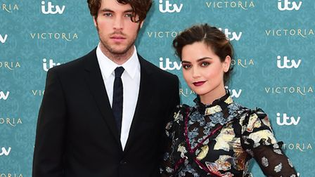Tom Hughes and Jenna Coleman have been house hunting in Kentish Town