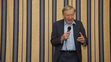 Lord Alfred Dubs has criticised the government's new eligibility criteria for refugees. Photo: Adam