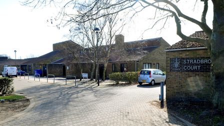 Stradbroke Court in Lowestoft has been rated good by the Care Quality Commision. Picture: Archant li