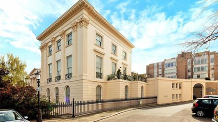 Clarence Terrace, Regent's Park, NW1, £1,299,950, Chestertons, 020 3040 8611