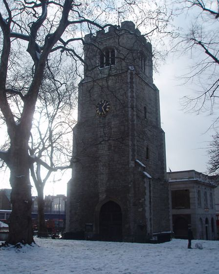 St Augustine Tower (Photo: Laurie Elks)