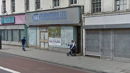 The shop fronts in Stoke Newington High Street. (Picture: Google Maps).