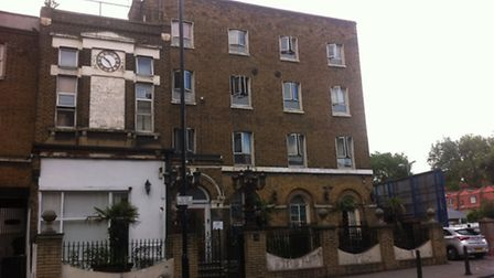 A man was found dead at the Shuttleworth hostel in Well Street