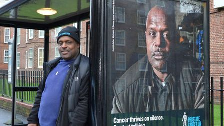 Errol McKellar's awareness-raising work has already seen dozens of men receive prostate cancer check