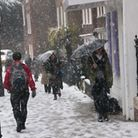 The streets of Hampstead could look like this tonight