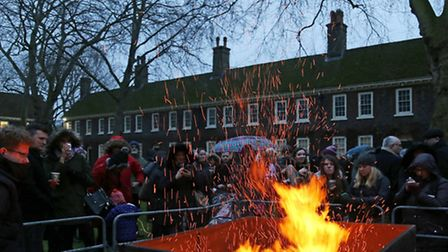 The Epiphany event at the Geffrye Museum (Photo: Mandy Williams)