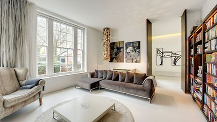 Step inside this Belsize Park house and you�ll be dazzled by the ultra-modern interiors by RIBA awar