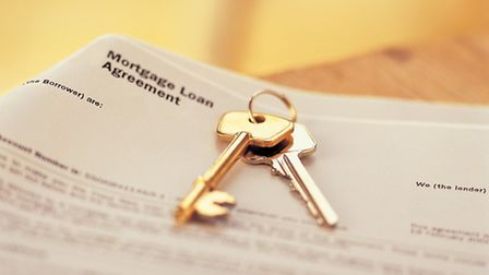 Once you get a mortgage agreed in principle, do nothing