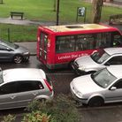 The parking zones elsewhere have left Chatsworth Road feeling the brunt of it. Picture: Adam Neilson