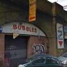 Bubbles Carwash in Bethanl Green (Pic: Google)