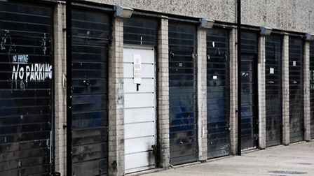 Would the council selling off empty garages to developers ease the housing crisis?