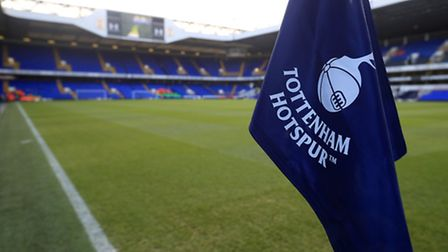 Tottenham are due to play their last ever game at White Hart Lane in May. Picture: PA