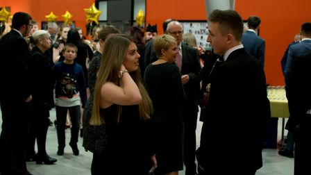 Lowestoft Sixth Form College has held its annual awards ceremony. Picture: James Battershill