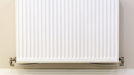 Change the radiators if they're not working at full capacity. PA Photo/thinkstockphotos