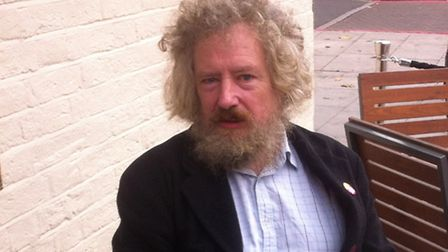 Nigel Nicholson says his health improved after he left a hostel in Hackney to sleep rough on the str
