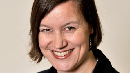 Meg Hillier, MP for Hackney South and Shoreditch