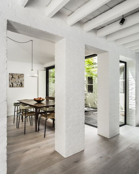The jury were impressed by the reimaging of space via the addition of an internal courtyard
