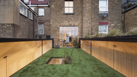Studio McLeod were awarded the award for Most Innovative for their home/studio