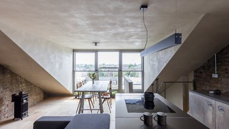The Clay House was awarded Best Interior Design