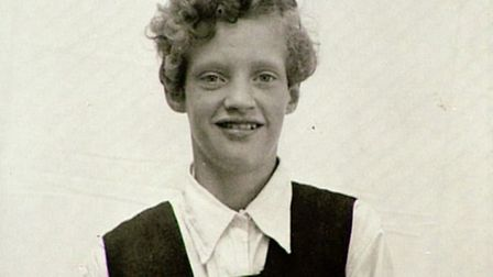 Mabel Cooper was just seven when she was admitted to St Lawrence's