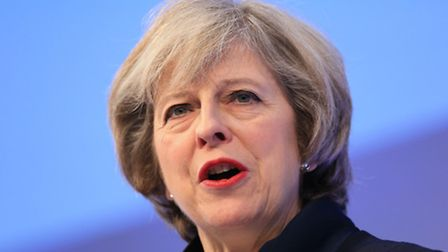Prime Minister Theresa May said she is committed to ensuring the UK leaves the EU's single market