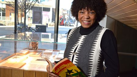Margaret Busby (Photo: Polly Hancock)